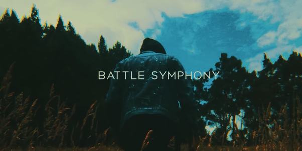 What is the true meaning of the song 'Battle Symphony' by