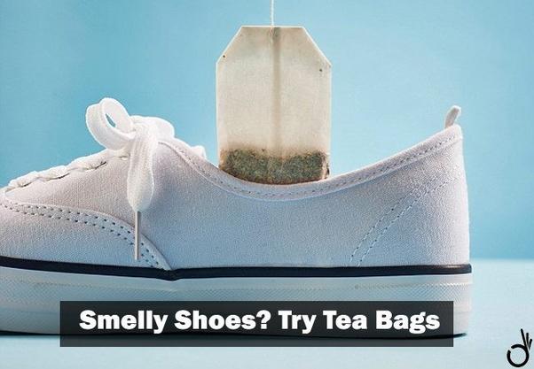 d08764ec6c4 How to get rid of shoe odor - Quora