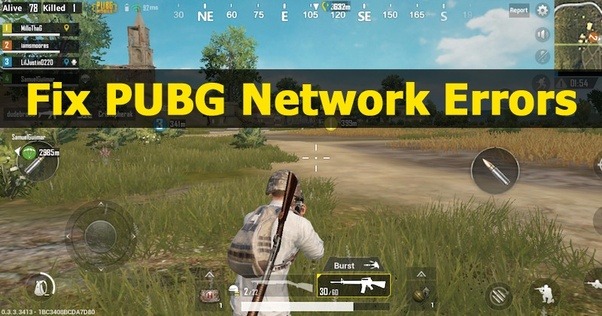 How to manage to play PUBG Mobile with high ping - Quora