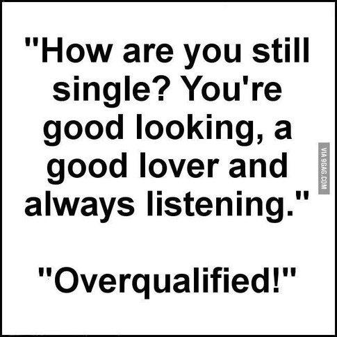 Why still single