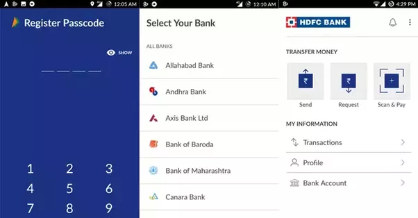 How do we use BHIM App?
