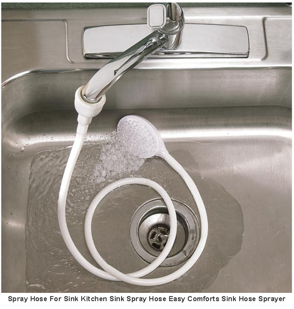 How To Get The Sprayer On My Sink To Turn Off Quora