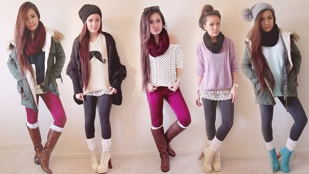 Suggest you in jeans skinny teen doing you