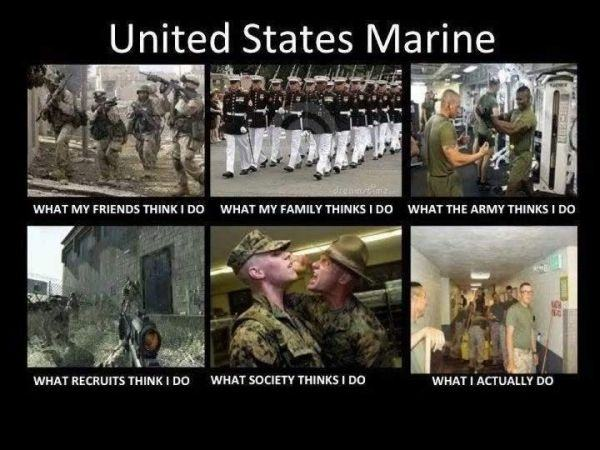 what is life like in either the marines navy or the air force quora