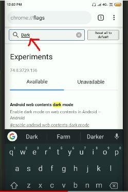Does Google Chrome have a dark mode? - Quora