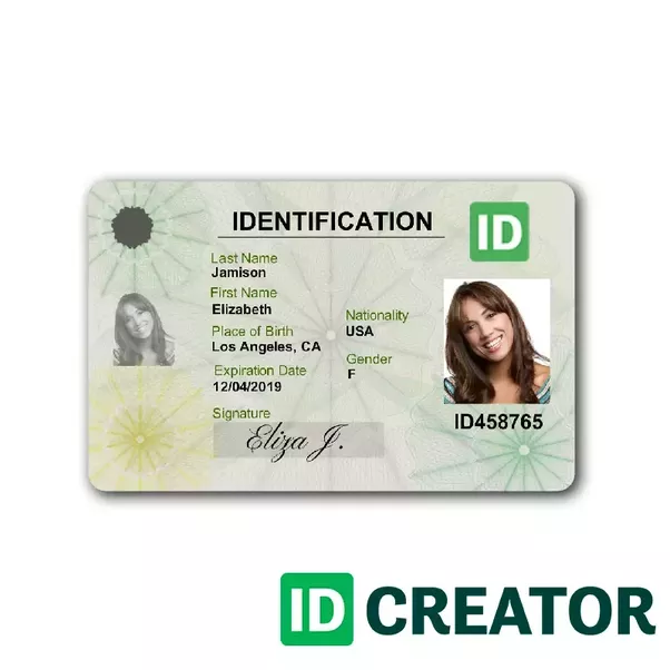 How To Make A World S Best Employee Id Card For My Company