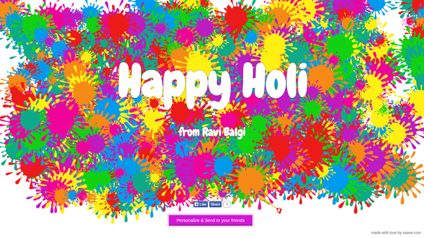 What are some of the best holi ecardsgreetings created quora i think it is the best holi greeting in the world it is made with a lot of love m4hsunfo