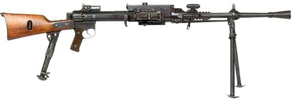 Is the uzi submachine gun the worlds most dangerous firearm quora this is the breda m30 the standard light machine gun of the italian army in wwii it may be the worst machine gun ever designed sciox Images