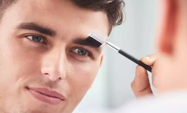 For The Men: The Well Groomed Brow