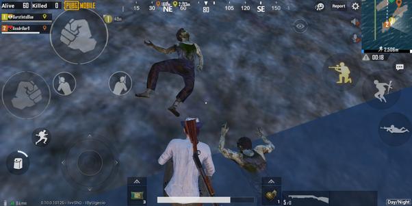 Pubg Wallpaper Zombie: Where Is The Zombie Mode In PUBG Mobile?