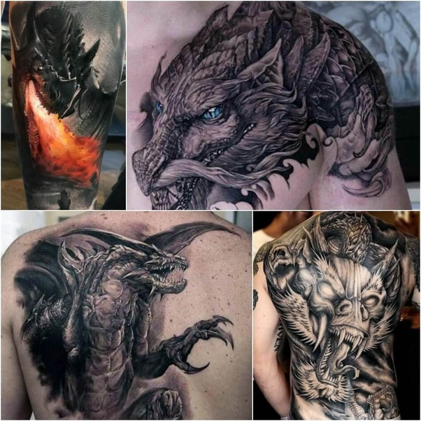 What Are Some Good Dragon Tattoo Designs?