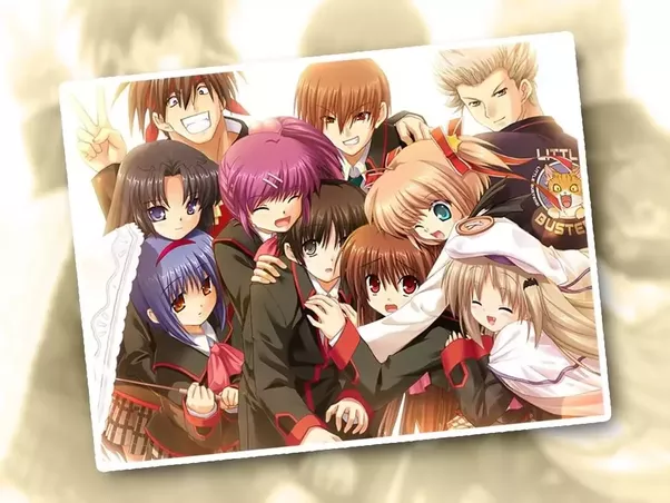 What Is Another Good Anime Like Angel Beats