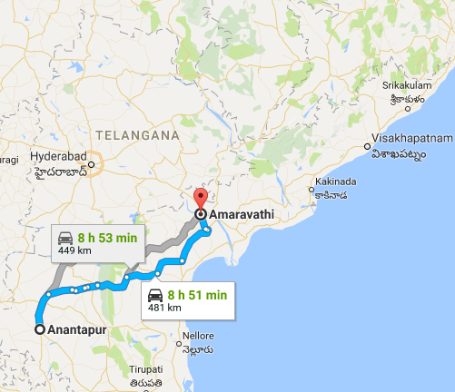Why amravati has been selected as capital of andhrapradesh quora amaravati is heart of andhra pradesh it is equidistant from srikakulam in the north east and the anantpur in south west making the backward districts malvernweather Choice Image