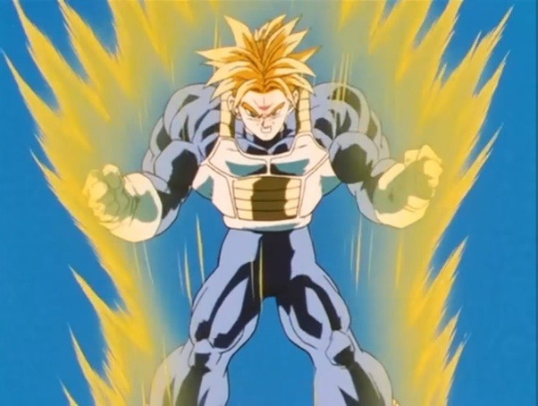 Super Saiyan Second Grade First Achieved By Either Vegeta Or Future Trunks Trigger Was Likely Training Also Goku