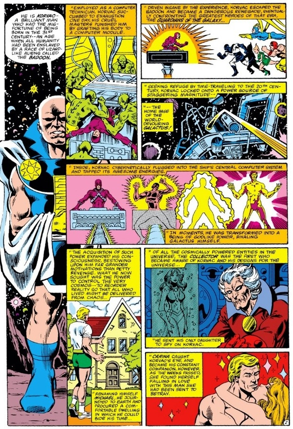 Has anyone in a comic book ever destroyed a Universe on panel? - Quora