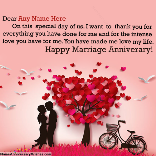 what is a good wedding anniversary wish quora