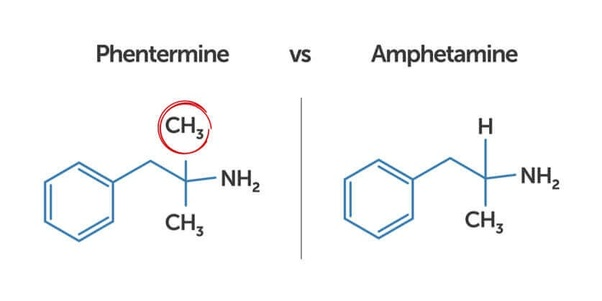 Does methamphetamines, the drug meth, and Adipex have the same