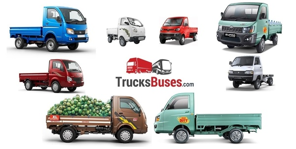 Which is the best mini truck in India? - Quora
