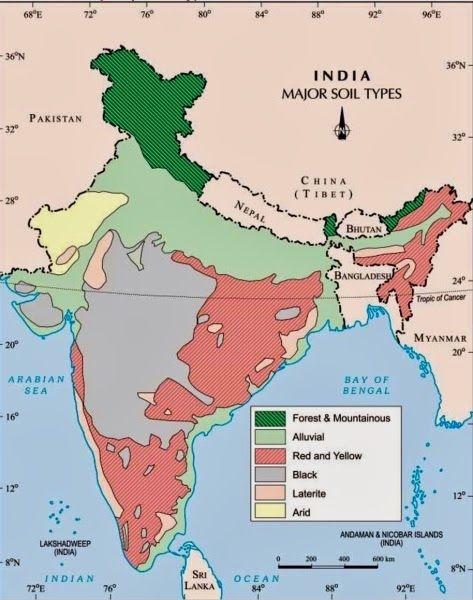 desert map of india Where Is Desert Soil In India Map Pointing Quora desert map of india