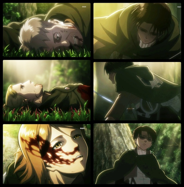 Do You Like Levi From Attack On The Titan Anime Why Or Why Not Quora