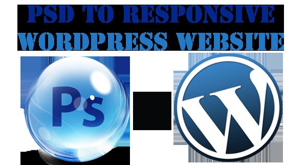 how to convert a psd to a responsive wordpress website quora