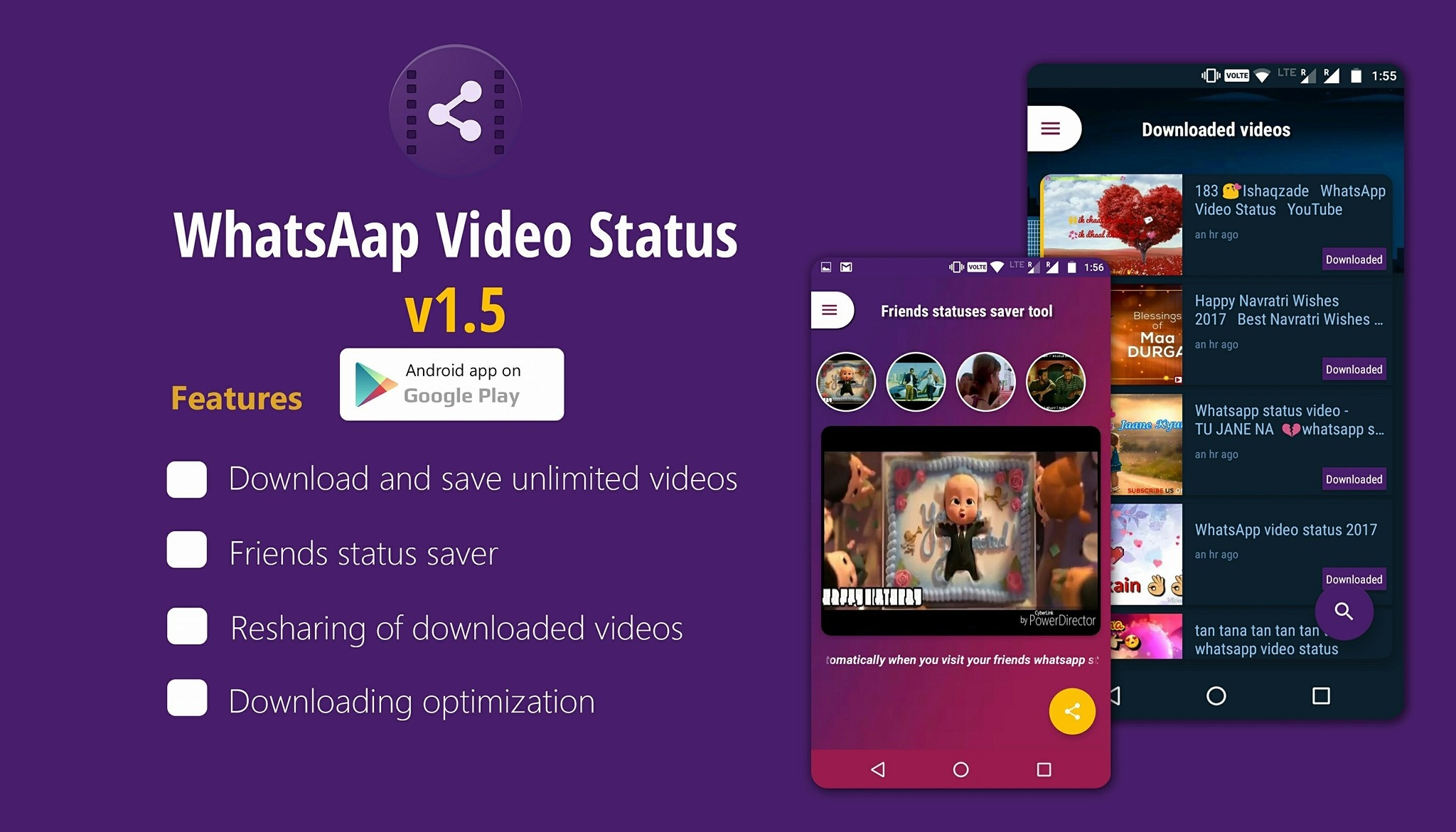 How To Save A Whatsapp Status Video On My Mobile Quora