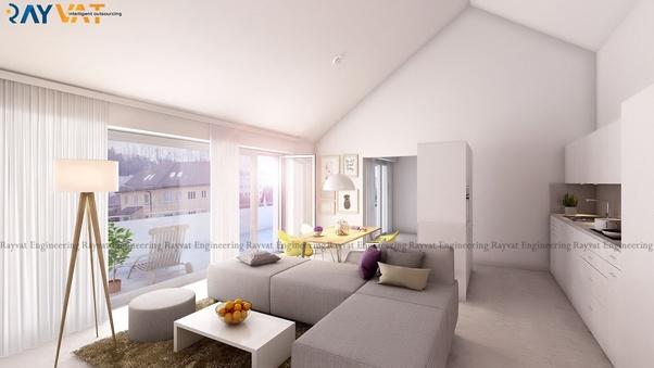 3D Interior Portfolio