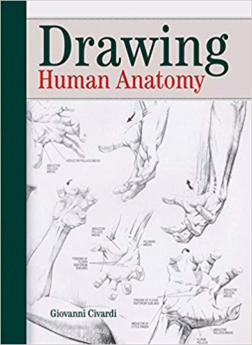 What are the best art books to study drawing body poses and