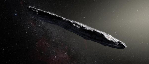 Oumuamua Geschwindigkeit