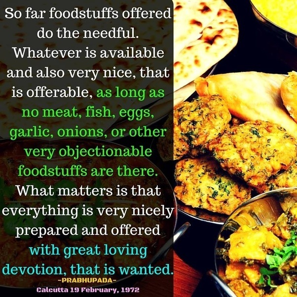 Why are onion and garlic considered non vegetarian by some hindus why are onion and garlic considered non vegetarian by some hindus quora forumfinder Gallery