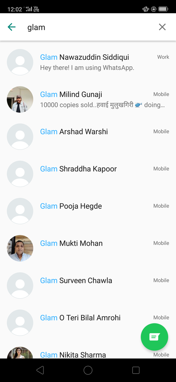 How can we get a Bollywood actor/actress's mobile number? - Quora