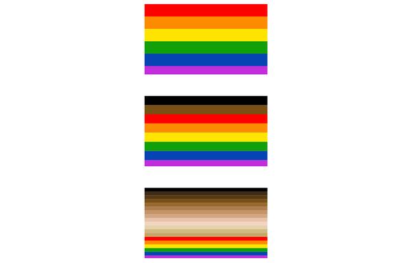 Quelle est votre opinion sur le nouveau drapeau de la fierté gay?