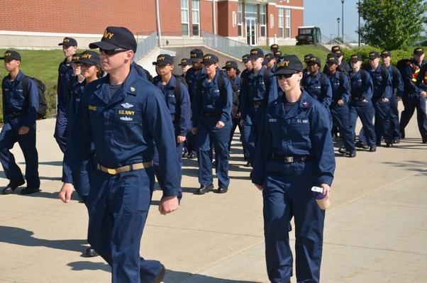 uniforms navy United states