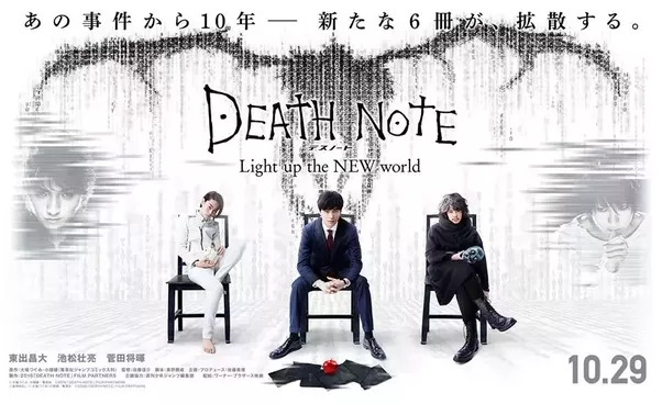 The Plot Is Set Up 10 Years After Event Of Ryuk Dropping His Death Note In Human World Listening To Ryuks Tale Intrigued Shinigami King