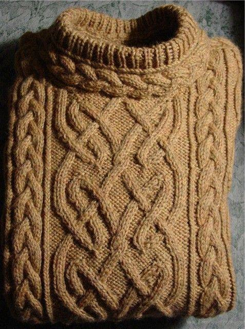 Why do some knitters prefer knitting their sweaters top-down instead ...