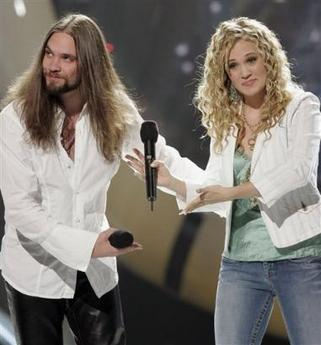 Who Lost The Final Of American Idol Season 4 To Carrie Underwood Quora
