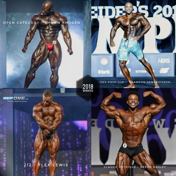 6df01385 What is the difference between the 3 bodybuilding types: Men's ...
