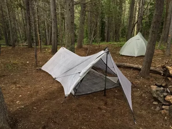 The other one is the Hyperlite Mountain Gear Echo II. Itu0027s MUCH simpler than the Tarptent lighter and more expensive ($700 vs $300) but man did it do me ... & What is the best one-person tent for hiking the whole Appalachian ...