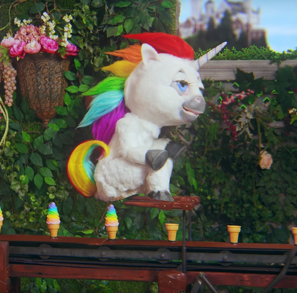 """What does """"unicorn"""" (word and emoji) mean on Tinder/bumble"""