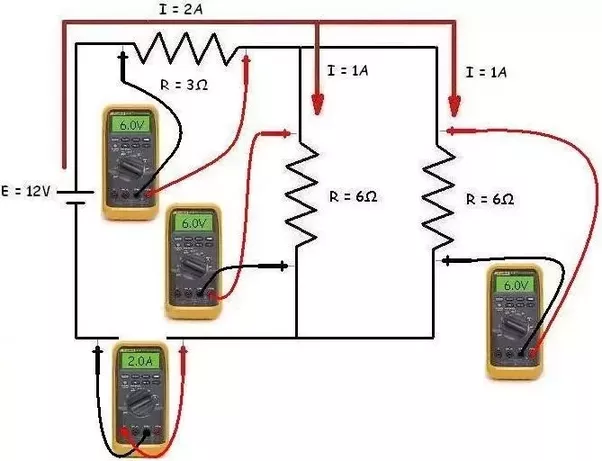 What Are Some Great Examples Of A Parallel Circuit Quora