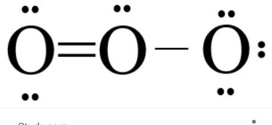 How Many Sigma And Pi Bonds Are Present In O3 Quora