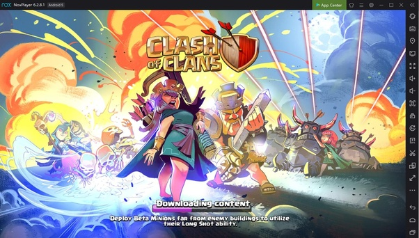 How to play Clash of Clans on PC - Quora