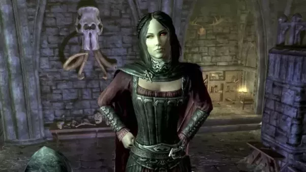 how to change your character in skyrim