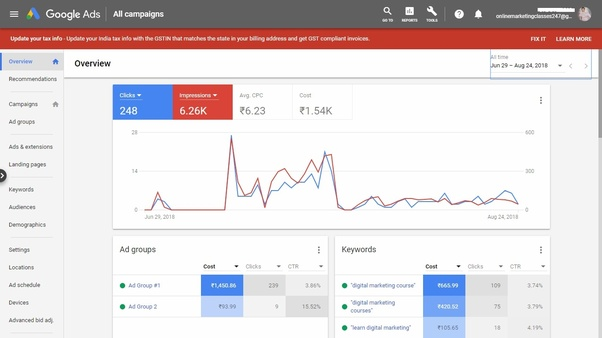 How to get Google adwords certification? Is it free or paid - Quora