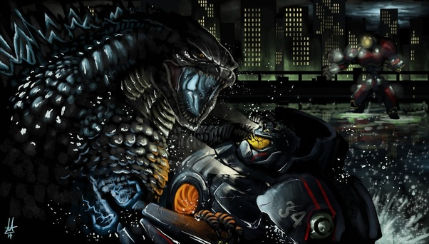 Where Would Godzilla Rank On The Pacific Rim Kaiju Scale Quora The kaiju (怪獣 kaijū?, strange beast) are a race of amphibious creatures genetically engineered by the precursors, a sentient race from the anteverse. pacific rim kaiju scale