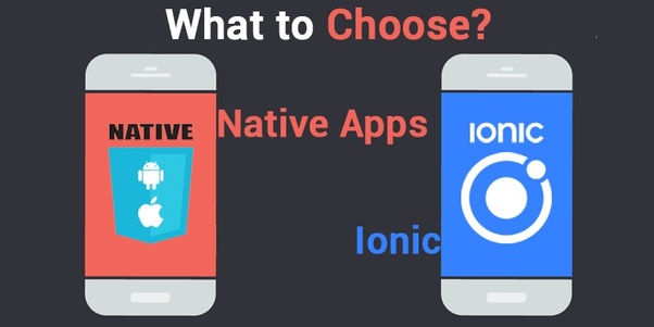 What are the advantages and disadvantages of using Ionic