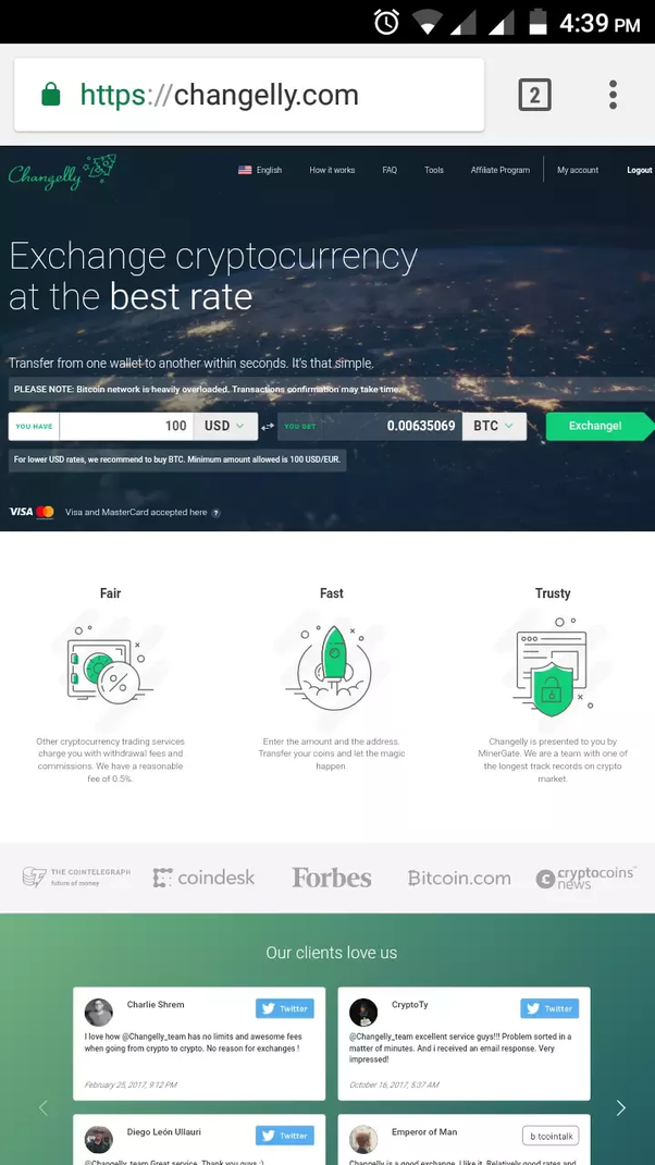 can t buy cryptocurrency