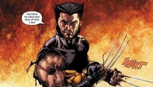 Resultado de imagem para wolverine comics