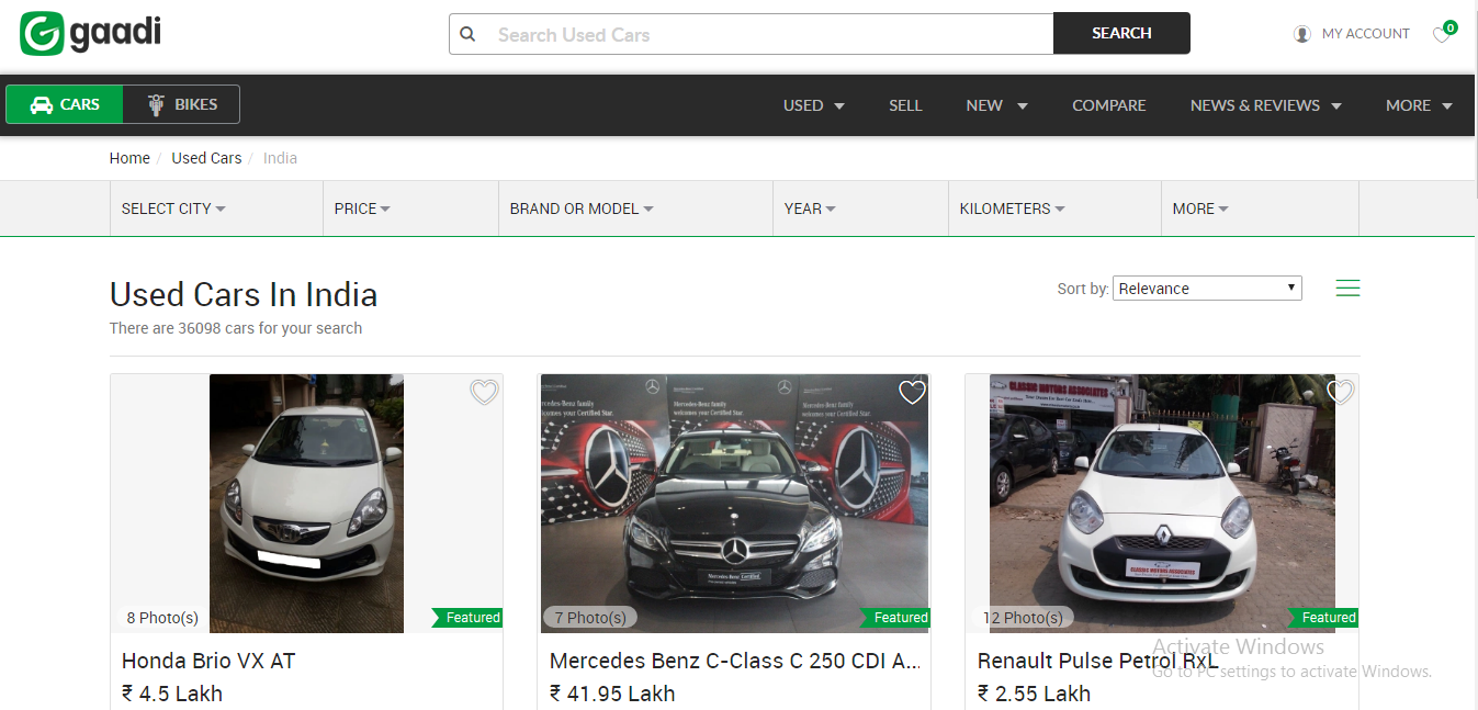 Which Is The Best Site For Buying Used Cars In India Quora