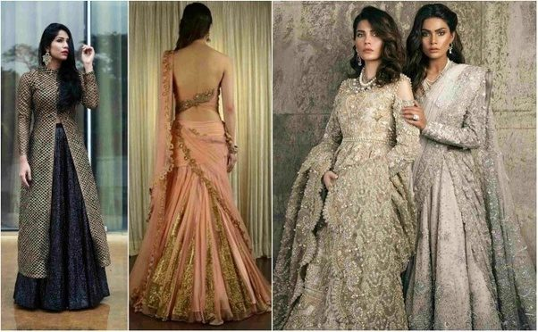 What should a healthy girl wear at Indian wedding? - Quora